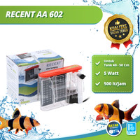 Filter Aquarium Aquascape Gantung Slim Hanging RECENT AA602