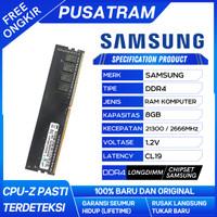 RAM PC SAMSUNG DDR4 8GB 21300 / 2666 MHz ORI RAM NB DDR4 8GB 2666 MHz