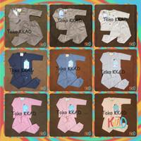 pakaian baju bayi setelan panjang newborn 0-3 bulan dan 3-6 bulan baby