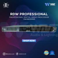 DIGITAL AUDIO PROCESSOR DLMS DW4800MK2 MANAGEMENT SYSTEM RDW