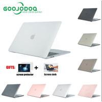 Goojodoq Laptop Case Matte For Apple Macbook M1 Air Pro 13.3 Case