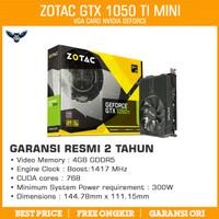 VGA ZOTAC GTX 1050 Ti 4GB DDR5 Nvidia GeForce GTX 1050Ti 1 FAN (MINI)