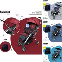 Stroller Kereta Bayi H7Skb2387 Elle 939 Avio Rs New Red Laymiyaa874