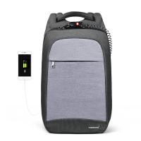 Tas Gadget Anti Maling Pria Wanita Tigernu Anti Theft Backpack TGN-33