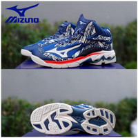 Sepatu running mizuno berkualitas sepatu fashion olahraga - No 3, 45