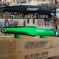 Swing Arm KLX Almunium SCARLET 60 66 cm Model KTM Original