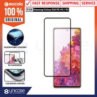 Tempered Glass Samsung Galaxy S20 FE Mocolo Anti Gores 2.5D Full Cover