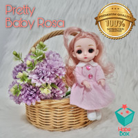 Boneka Cantik + Free Baju dan Sepatu / Boneka BJD Doll / Pretty Doll 1