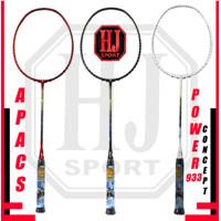 Raket Badminton Apacs Power Concept 933 Bonus Komplit