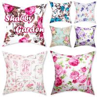 EMBIE CUSHION - Sarung Bantal Sofa / Cushion, 40x40 cm, Shabby Garden