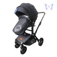 Stroller Kereta Bayi H7Skb2550 Elle Avenue S391 Grey Gadingroyy112