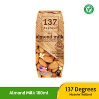 137 Degrees - Original 180ml - Susu Almond