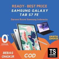 (RESMI) Samsung Galaxy Tab S7 FE 5G CELL 6GB 128GB SEIN New