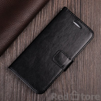 CASING XIAOMI POCOPHONE F1 LEATHER FLIP COVER WALLET BACK CASE COVER