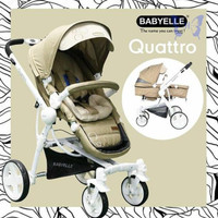 Stroller Kereta Bayi H7Skb741 Elle Quatro Laymiyaa874