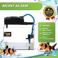 Mesin Top Filter Box Kotak Filter Aquarium Aquascape RECENT AA 203K