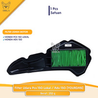 Filter Udara Pcx 150 Lokal / Adv 150 [YOURDAN]
