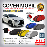 Body Cover Mobil LEXUS RX270 Selimut Sarung Tutup Mantel Cover Car - POLOS, FOTO NO.10
