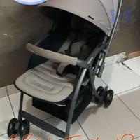 Stroller Kereta Bayi H7Skb866 Elle Citilite 2 S606Red Limited