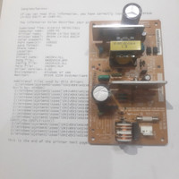 POWER LX310 PRINTER EPSON LX 310 DOTMATRIX