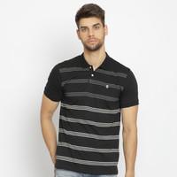 MATSUDA Kaos Polo Shirt Pria Kerah Itako