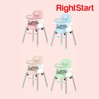 High Chair Right Start 4 in 1 2380 / Kursi Makan Bayi - ORCHID BLUE