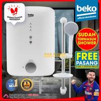 Beko Water Heater Instant, Pemanas Air Listrik, BWI24S1N-213