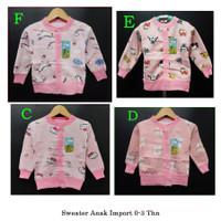 Sweater Jaket Baju Hangat Anak Bayi baby Import 03