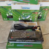 Receiver Tanaka Nusantara HD Greenberry | BISA mini/jaring | C&Ku Band