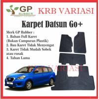 Karpet Karet Lantai Mobil Khusus Datsun Go+