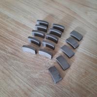 Segmen Mata Coring - Diamond Segment Core Drill (6 Inch/7 Inch/8 Inch)