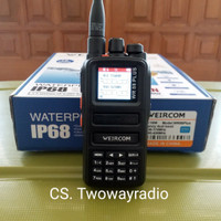 HT WEIRCOM WR88PLUS DUAL BAND HANDY TALKY WR 88PLUS 10WATT / WR88 Plus