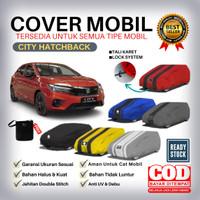 Body Cover Mobil Sedan Honda City Selimut Sarung hatchback Mantel - POLOS, FOTO NO.10