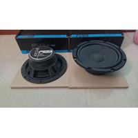 Speaker split 2 way midbass Avexis FU-6S + Tweeter oem bentley sb26