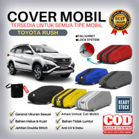 Body Cover Mobil Toyota all new Rush Selimut Sarung Tutup Mantel - POLOS, FOTO NO.10