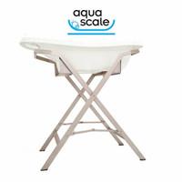 Aqua scale stand bath tub / kaki bak mandi bayi