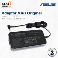 Adaptor Laptop ASUS TUF GAMING FX505DT-EB73 19V-6.32A Dc 6.0 x 3.7mm