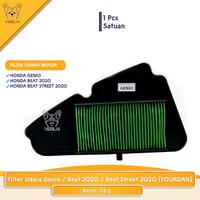 Filter Udara Genio / Beat 2020 / Beat Street 2020 [YOURDAN]