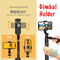 Tongsis tripod 2 in 1 with Blueooth remote Shutter New Version