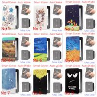 Smart Cover Case Kindle 9 10th Gen 2019 Leather Casing Handgrip