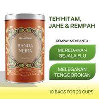 BANDA NEIRA   Big Tin   Haveltea   Teh Rempah Herbal   Teh Hitam Jahe