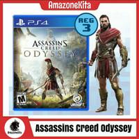 PS4 Assassins Creed Odyssey - Reg3