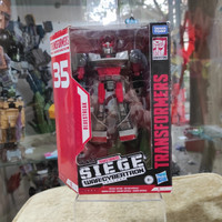 Transformers WFC Siege Bluestreak War for Cybertron Hasbro Takara Tomy