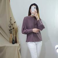 Atasan Baju Casual Wanita Premium - Hyewon Top NWclothing