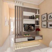furniture penyekat ruangan