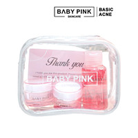 BASIC ACNE Baby Pink Skincare BPOM Aman Halal