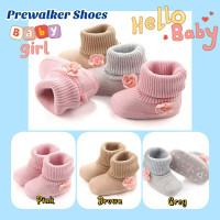 Prewalker Shoes / Sepatu Boots Bayi / Prewalker untuk bayi perempuan