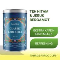 CLASSIC EARL GREY   Big Tin   Haveltea   Teh Hitam Bergamot Indonesia