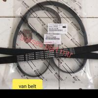 fan belt atau v belt inova diesel-hilux vigo-fortuner 90916-t2006
