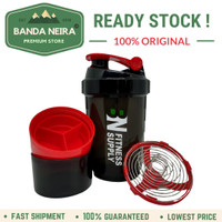 Banda Neira Fitness / BNF Smart Shaker Gym Fitness Olahraga